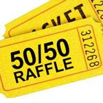 Image of 50/50 Raffle