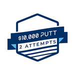 Image of $10,000 putt (2 qualifying attempts)