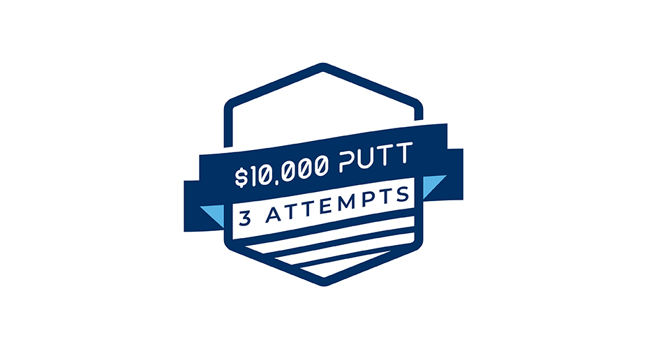 E3RC PALOOZA-May 15th & 16th - Default Image of $10,000 putt (3 qualifying attempts)