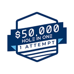 Image of $50,000 Hole in one (1 qualifying attempt)