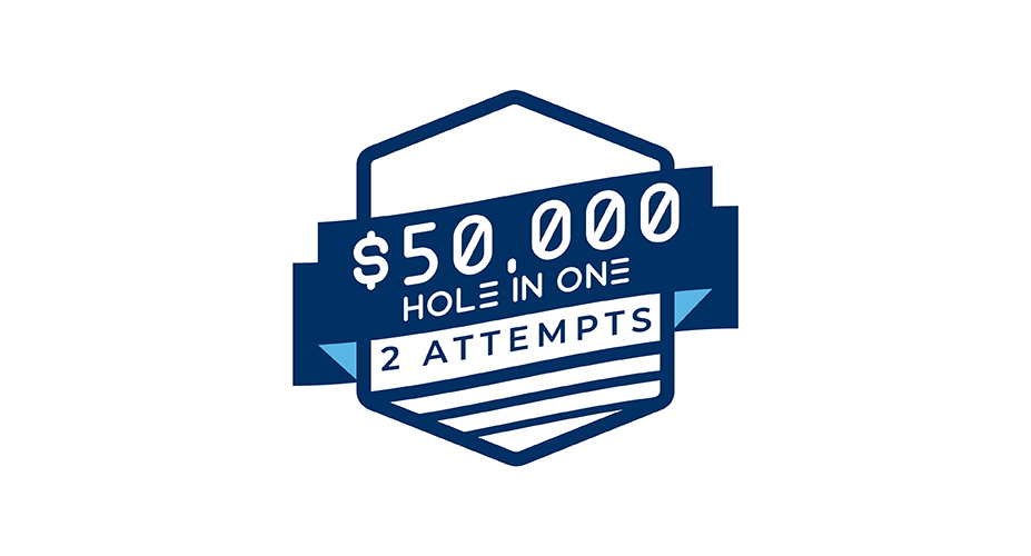 E3RC PALOOZA-May 15th & 16th - Default Image of $50,000 Hole in one (2 qualifying attempts)