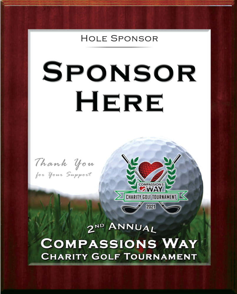 Compassion's Way Charity Golf Tournament - Default Image of Hole Sponsor