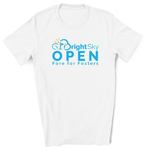 Image of T-Shirt - Bright Sky Open