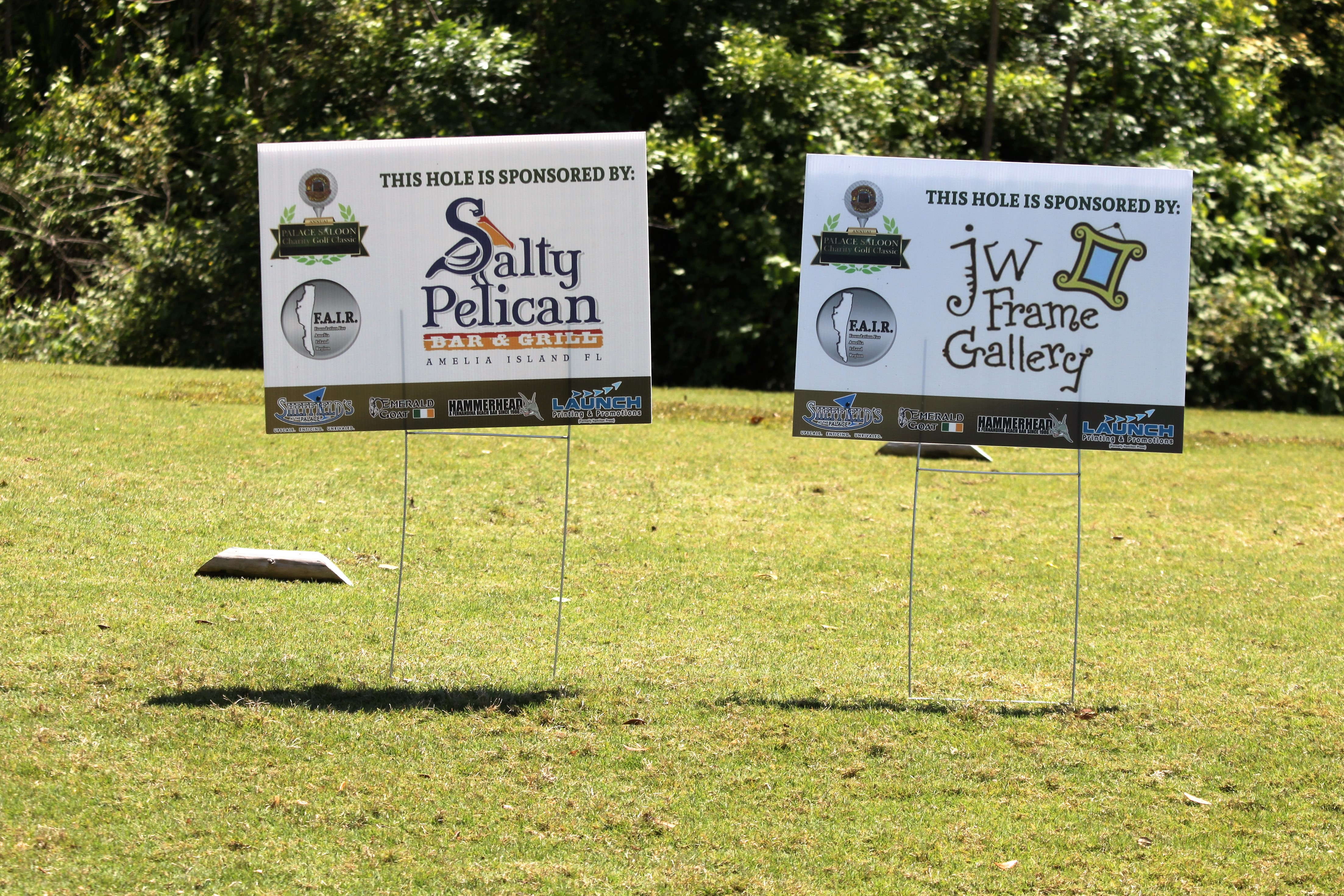 The Palace Saloon Charity Golf Classic - Default Image of Hole Sponsorship