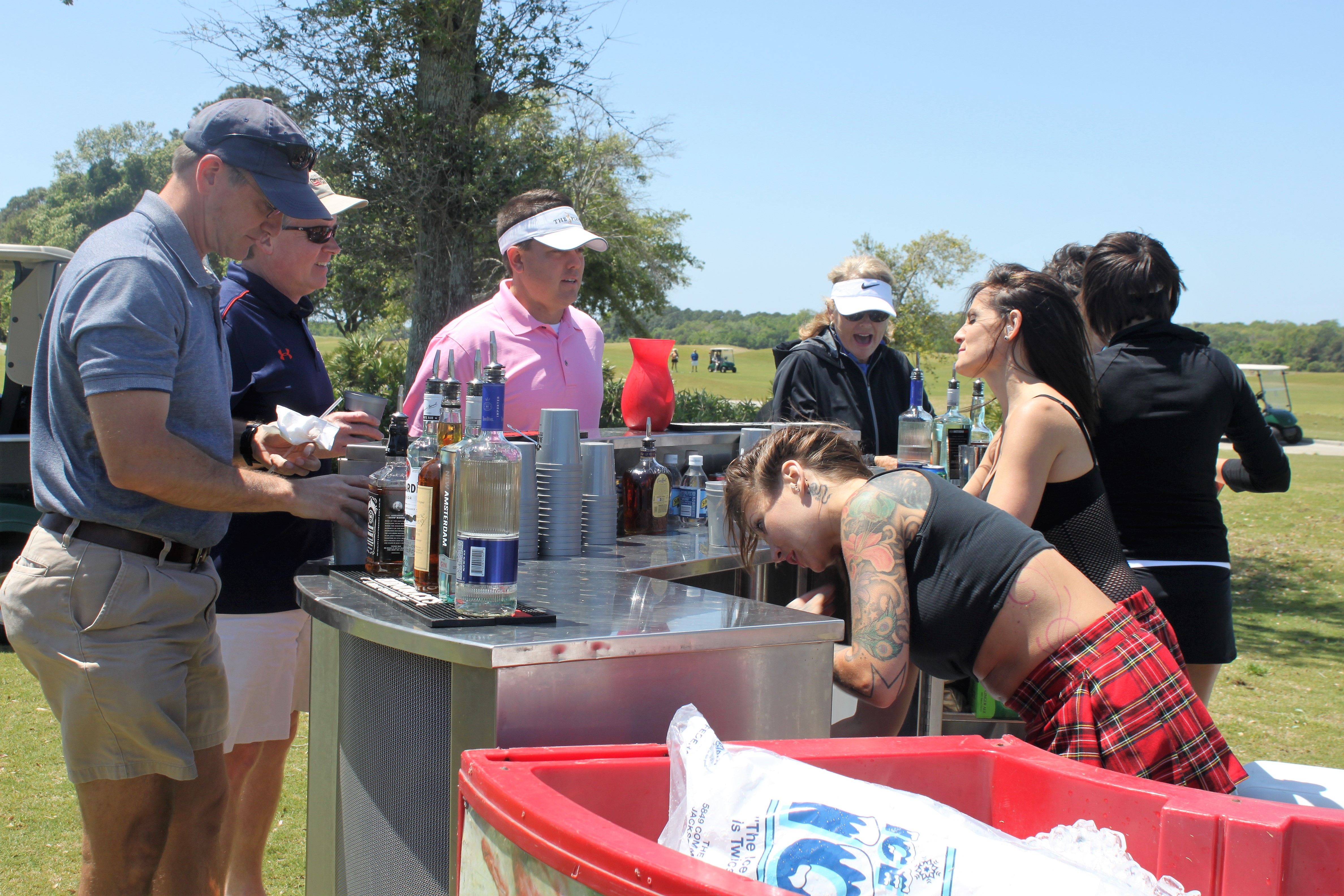 The Palace Saloon Charity Golf Classic - Default Image of Gold Sponsorship