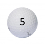 Image of Golf Ball #5