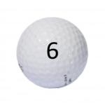 Image of Golf Ball #6