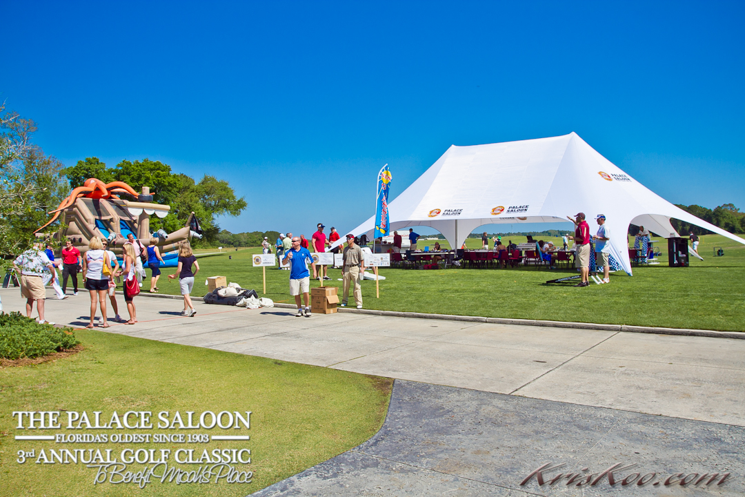 The Palace Saloon Charity Golf Classic - Default Image of Emerald Sponsorship