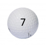 Image of Golf Ball #7