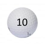 Image of Golf Ball #10