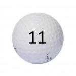 Image of Golf Ball #11