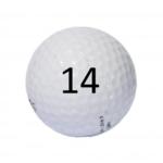 Image of Golf Ball #14