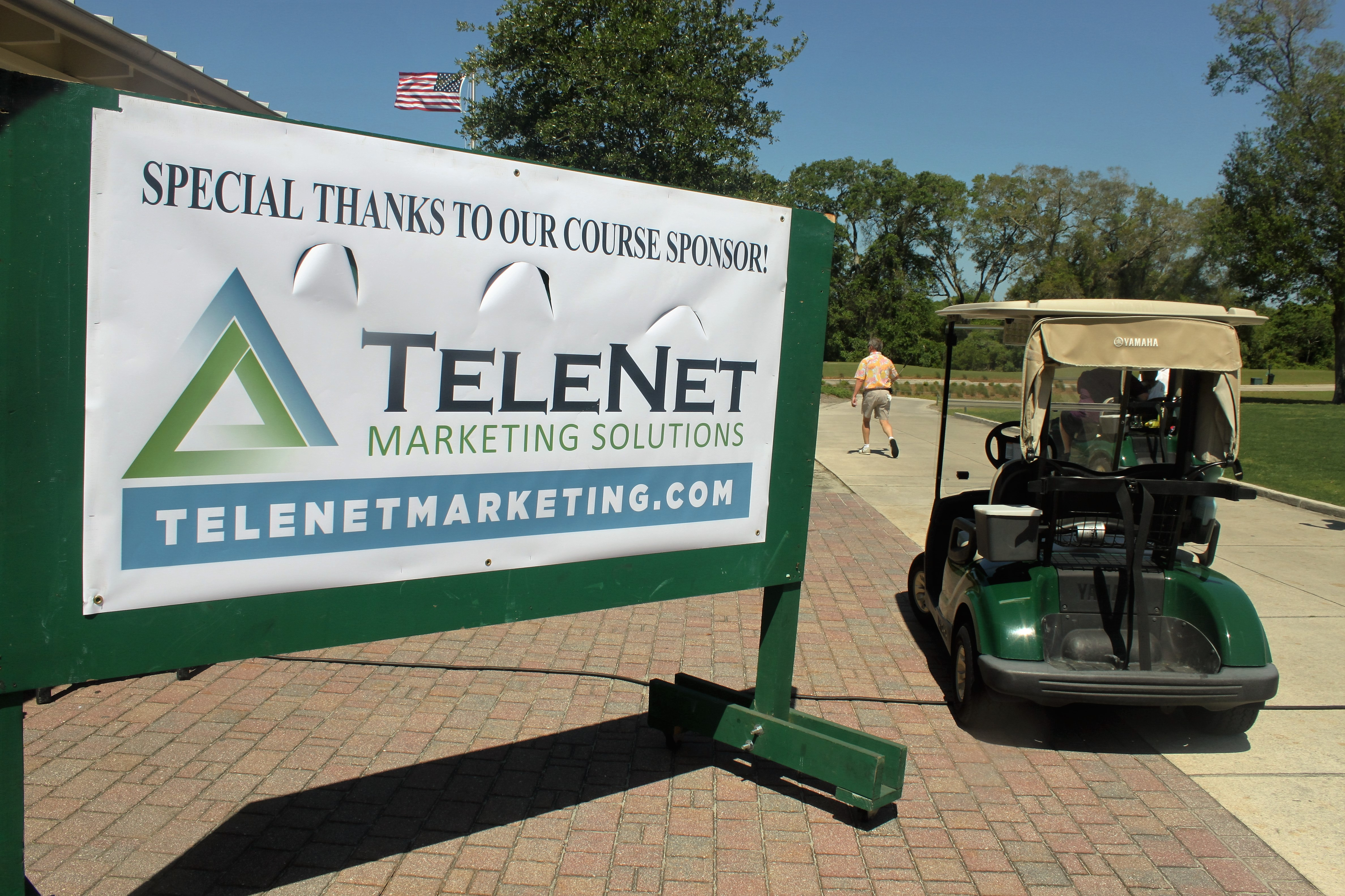 The Palace Saloon Charity Golf Classic - Default Image of Golf Course Sponsorship