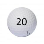 Image of Golf Ball #20