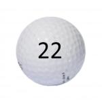 Image of Golf Ball #22