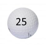 Image of Golf Ball #25