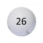 Image of Golf Ball #26