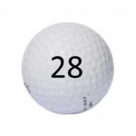 Image of Golf Ball #28