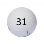 Image of Golf Ball #31