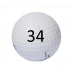 Image of Golf Ball #34