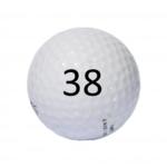 Image of Golf Ball #38