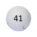 Image of Golf Ball #41