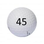 Image of Golf Ball #45