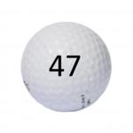 Image of Golf Ball #47