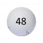 Image of Golf Ball #48