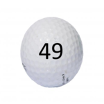 Image of Golf Ball #49
