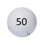 Image of Golf Ball #50
