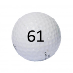 Image of Golf Ball #61