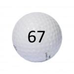 Image of Golf Ball #67