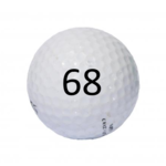 Image of Golf Ball #68