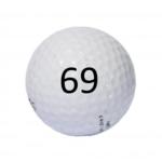 Image of Golf Ball #69