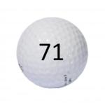 Image of Golf Ball #71