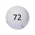 Image of Golf Ball #72