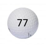 Image of Golf Ball #77