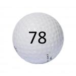 Image of Golf Ball #78