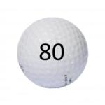 Image of Golf Ball #80