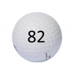 Image of Golf Ball #82