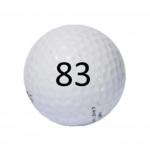 Image of Golf Ball #83