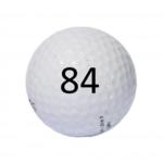 Image of Golf Ball #84