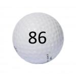 Image of Golf Ball #86
