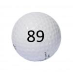 Image of Golf Ball #89