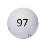 Image of Golf Ball #97