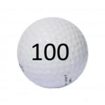 Image of Golf Ball #100