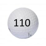 Image of Golf Ball #110