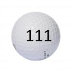 Image of Golf Ball #111
