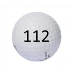 Image of Golf Ball #112